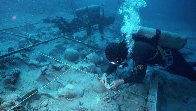 Do you know Underwater archaeology?