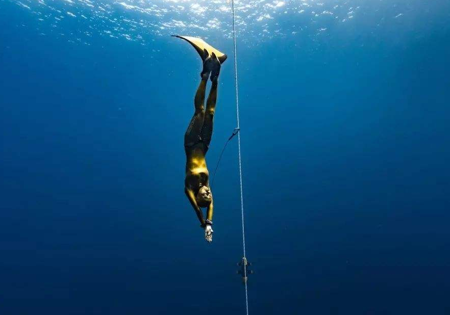Common mistakes in diving competition